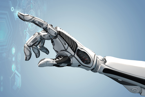 Hegemonic Enterprise Robot Revolution Tech Future